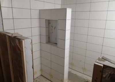 Pirkanmaan A. Rakennus Sauna- ja kylpyhuoneremontti Tampereella.